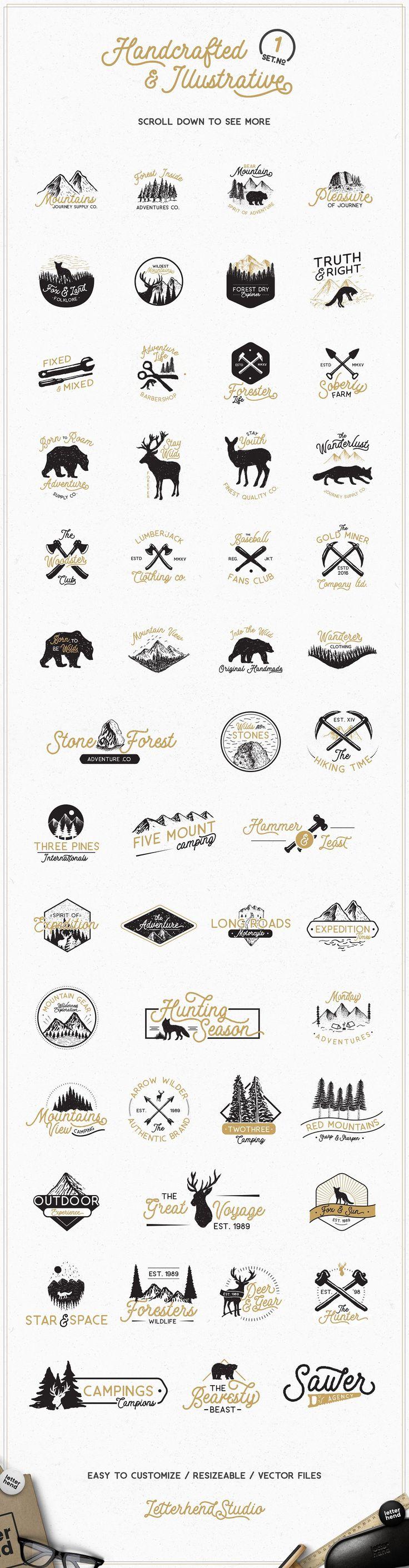 215 best ✏ Logo Design images on Pinterest | Graph design ...