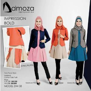 Baju Atasan Wanita  Damoza for Women DM 008