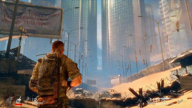 Spec Ops: The Line Welcome to Dubai, gentlemen.  war PTSD soldier apocalypse now Walker