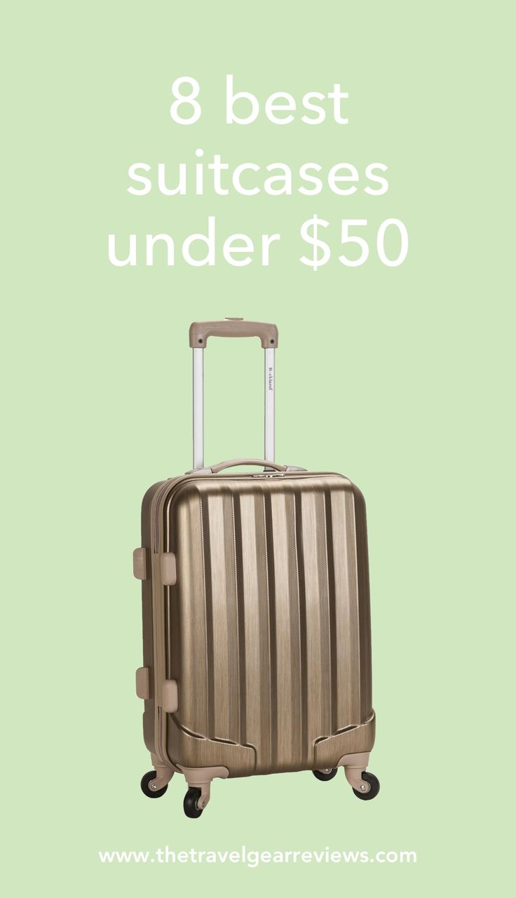 176 best Best Luggage and Suitcases for Travel images on Pinterest ...