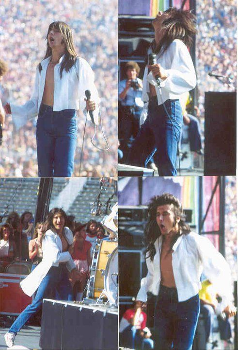 Steve Perry Fanatics