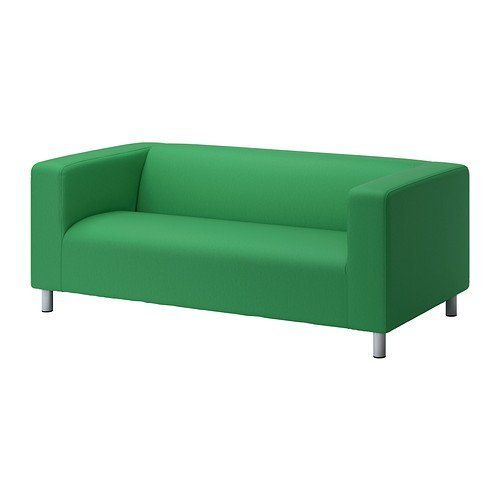 Ikea Loveseat cover, Vissle green 1426.232626.2234 IKEA