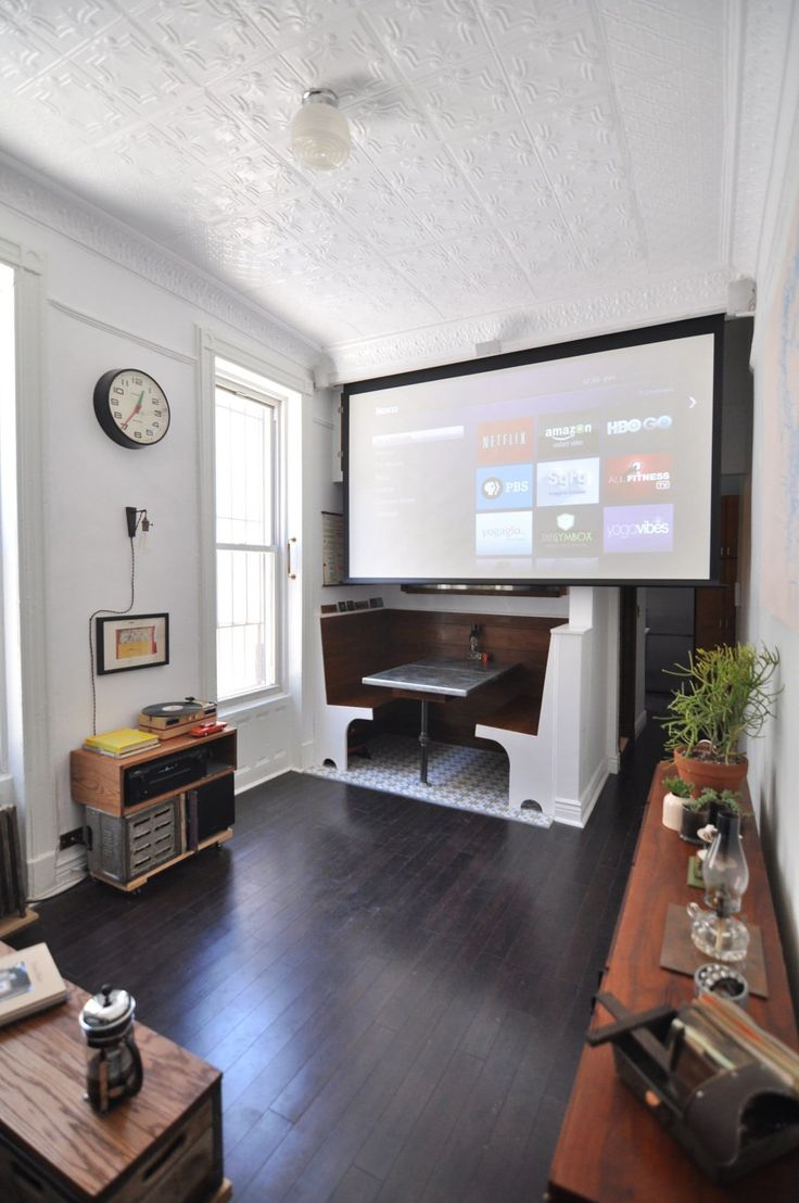 6 Very Convincing Reasons You Might Want to Get a Projector (Instead of a TV)