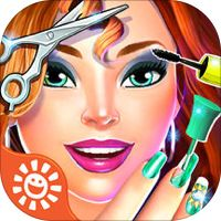 Sunnyville Salon Game - Play Free Hair, Nail & Make Up Games by Sunstorm Interactive