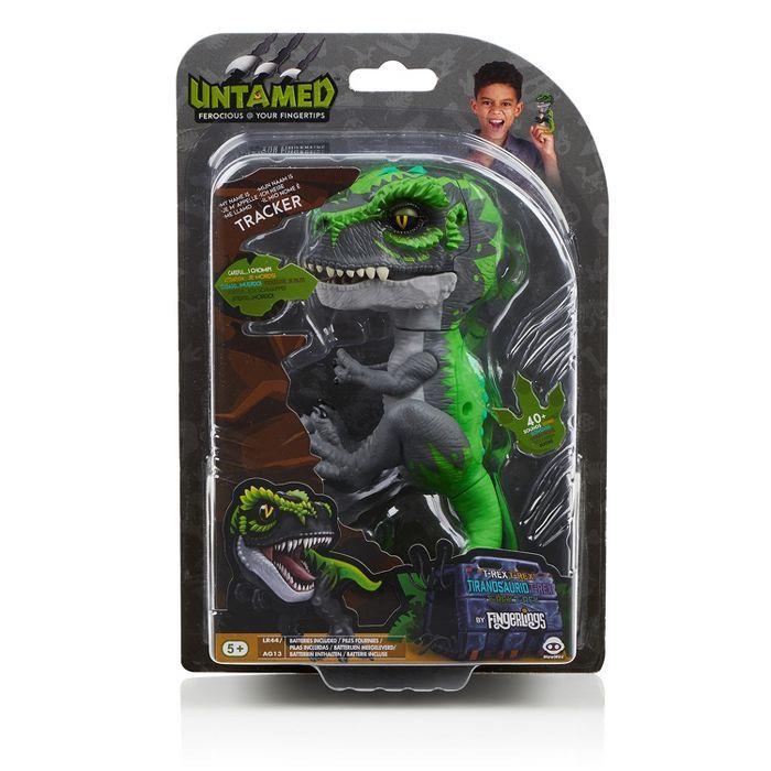 Fingerlings Untamed Tracker Dinosaur Figure : Target ...