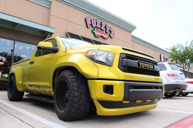 08' #Toyota #Tundra converted into a 2016 Tundra #TRD_PRO reg cab short box…