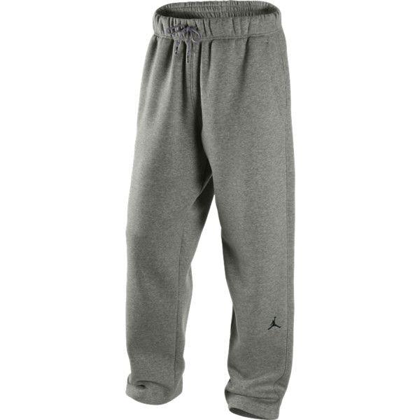 Nike Jordan Classic Fleece Men's Pants all dayy.. errr day..sweat pants are great.(: