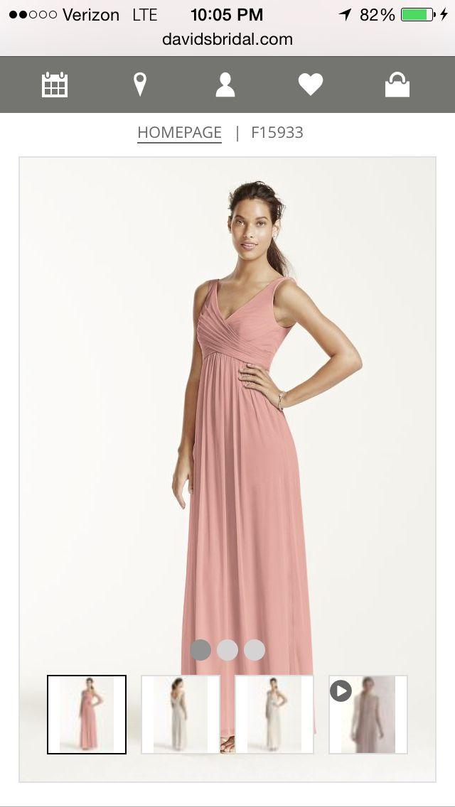 35 best bridesmaid dresses images on Pinterest | Wedding frocks ...