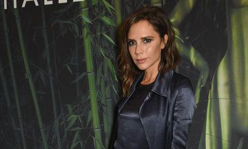 Victoria Beckham Champions Sustainable Fashion At London Fashion Week Green Carpet Challenge Party | Huffington Post
