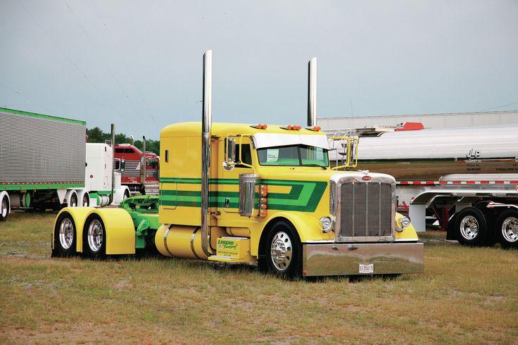 custom big rigs | Custom Legend Transport Big Rig