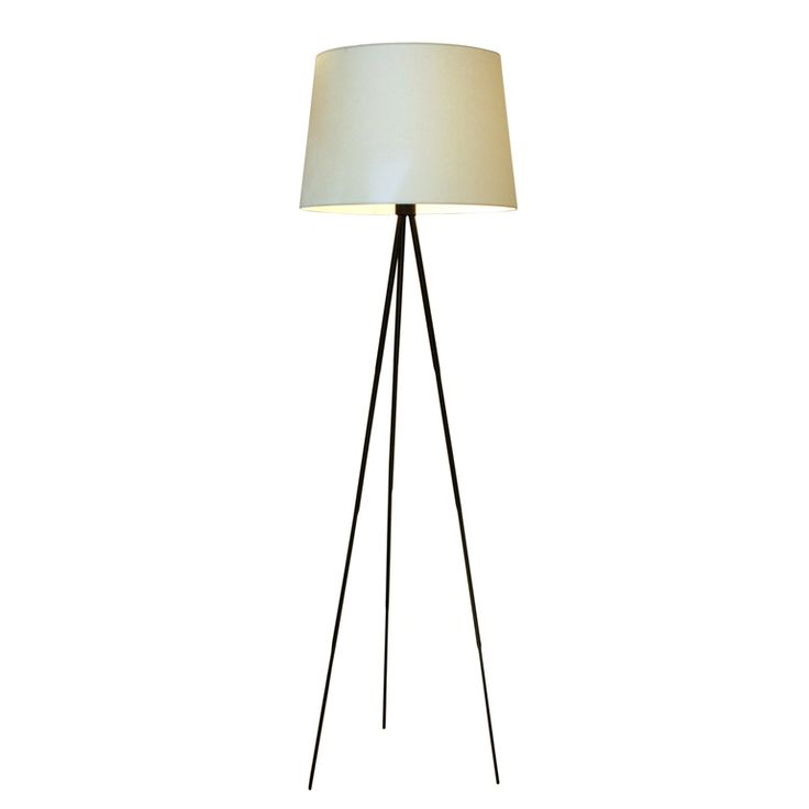 Tamara magel tall tripod lamp lighting floor metal