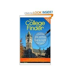 The College Finder: Choose the School That's Right for You! by Steven R. Antonoff. $12.00. Publication: September 2008. Edition - 3. Publisher: Wintergreen Orchard House; 3 edition (September 2008). Author: Steven R. Antonoff