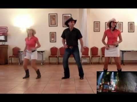 Basic Line Dance Steps | Our Pastimes