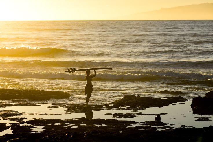 WAVE DANCER  February 2017, Tenerife  #surf #dance #tenerife #spain #honda #sunset #ocean #waves #spain #sea #canaryislands #WAVE #board
