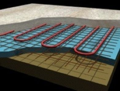 Concrete Slab   Radiant Floor Heating: How It Works   Bob Vila