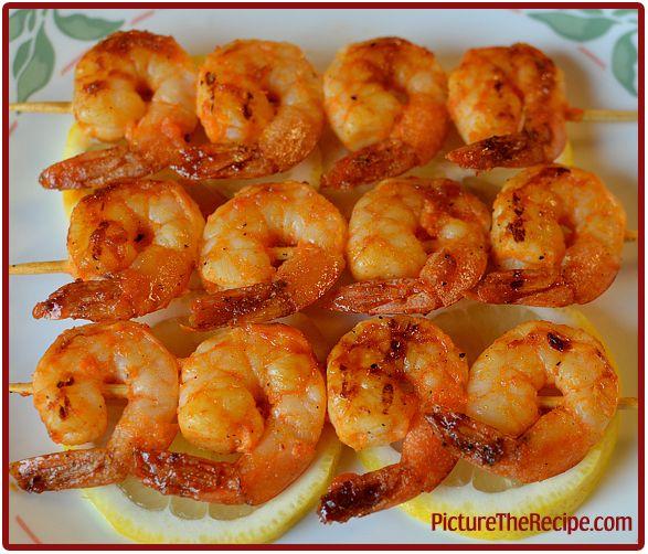 Ƹ̵̡Ӝ̵̨̄Ʒツ♥ღ Spicy Shrimp with LemonƸ̵̡Ӝ̵̨̄Ʒツ♥ღ
