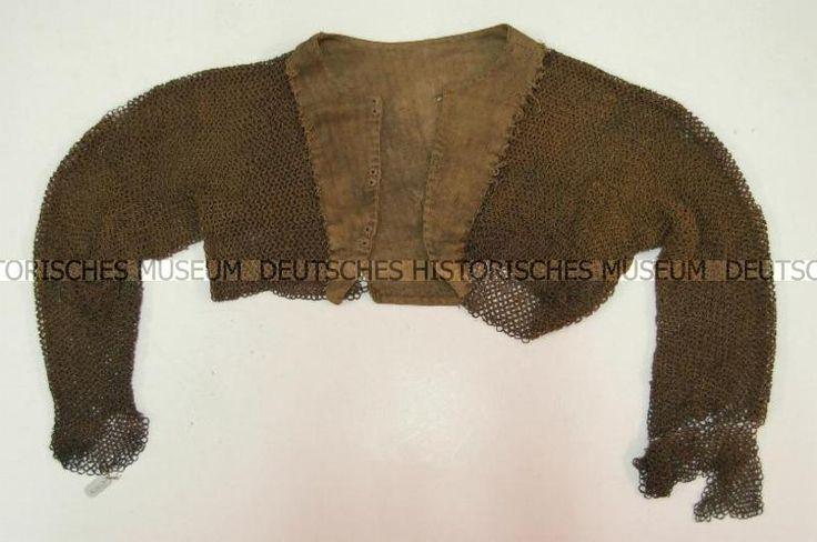 German arming jack 1501-1515 Deutches Historiches Museum - with thanks to Jon Terris