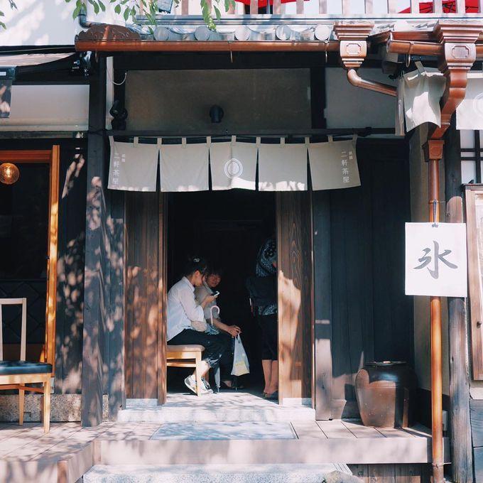 本当は誰にも教えたくない!風情ある京都のオススメお洒落カフェ20選 | RETRIP