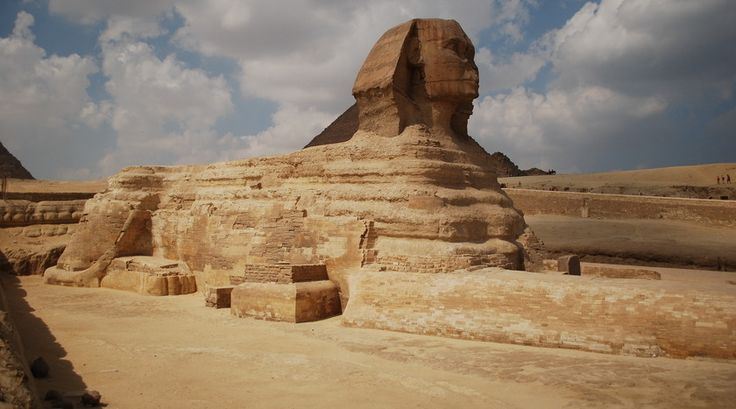 De Piramiden van Gizeh stonden hoog op het lijstje van reporter Peter. Lees verder over zijn ervaringen.