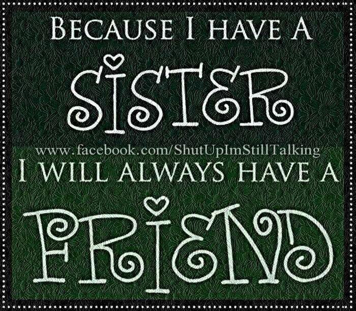 Voor mijn allerliefste zus!!! (van mijn allerliefste zusje)