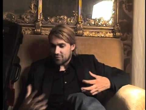 DAVID GARRETT - EXCLUSIVE INTERVIEW - ROCK SYMPHONIES, GENIUS AND GUILTY PLEASURE... - YouTube One of my favs..great info.