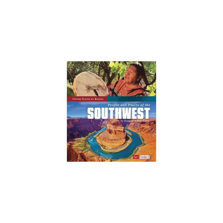 People and Places of the Southwest (Library) (Danielle Smith-Llera)