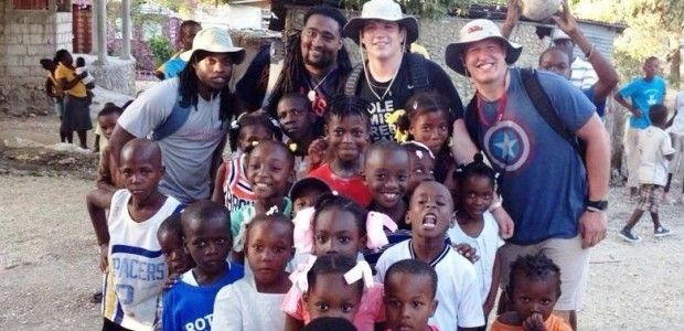 This March, the Ole Miss football family is going back to Haiti to help at Camp Marie. 7,000 people within Camp Marie do not have access to…