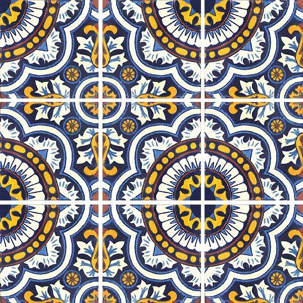 66 best Hacienda Tile images on Pinterest Haciendas Tiles and