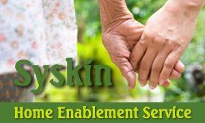 Syskin Home Enablement Service. #homehelp #communitycare #southhams