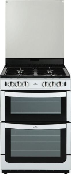 New World NW601GTCFSTA 60cm Gas Upright Cooker at The Good Guys