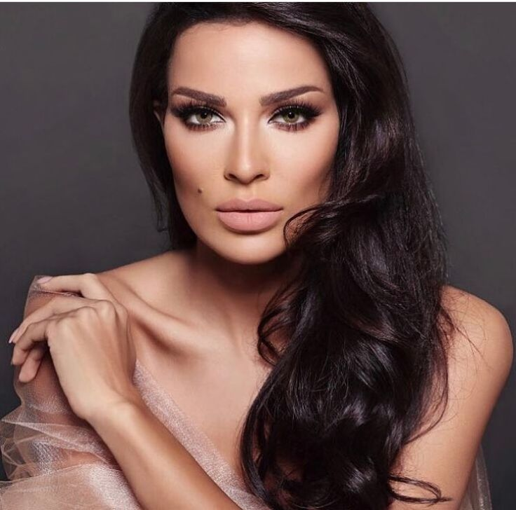 488 best nadine nassib njeim images on pinterest