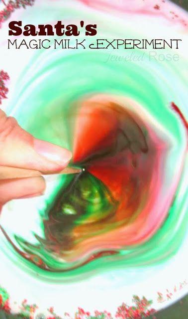 M Bel Leitzgen santa 39 s magic experiment a magical experiment with a twist santa science kid