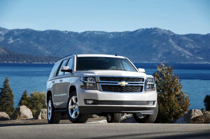 Chevrolet Tahoe: Die Entdeckung Amerikas - SPIEGEL ONLINE
