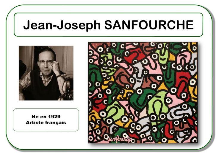 Sanfourche - Portrait d'artiste Plus