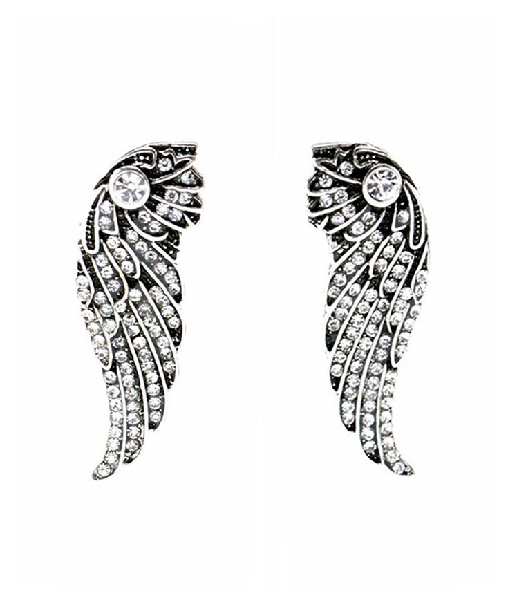Fashion Jewelry : Freedom Earrings
