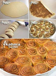 Haşhaşlı Tatlı Çörek Tarifi
