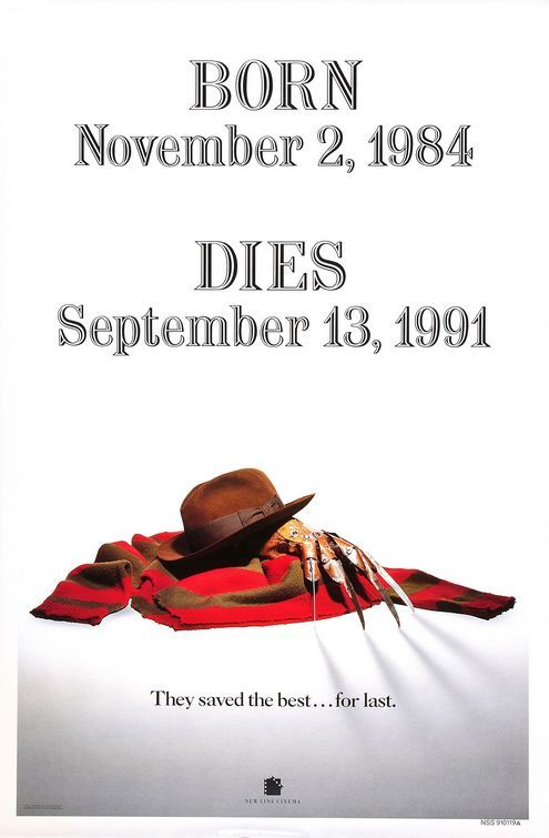 Freddy's Dead: The Final Nightmare Movie Poster - Internet Movie Poster Awards Gallery