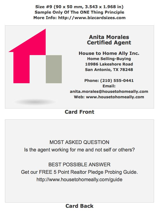 9 best Business Cards -- Size #9 images on Pinterest | Business ...