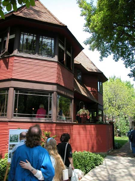 40 Best Images About FLW Penfield House On Pinterest