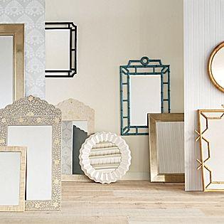 Dining room  Palmetto Wallpaper – Bone #serenaandlily