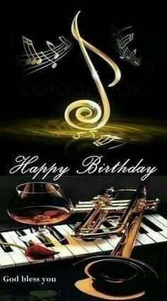 Image Result For Birthday Sentiments Musician