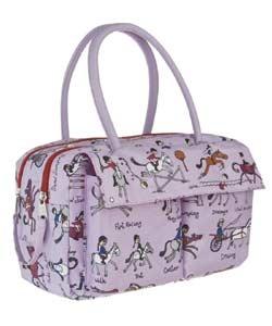 Tyrrell Katz Horse Riding Beauty Bag