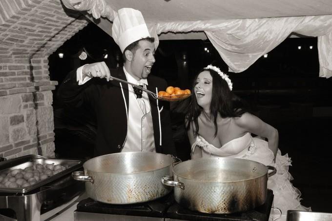 Θεματική φωτογράφηση γάμου.