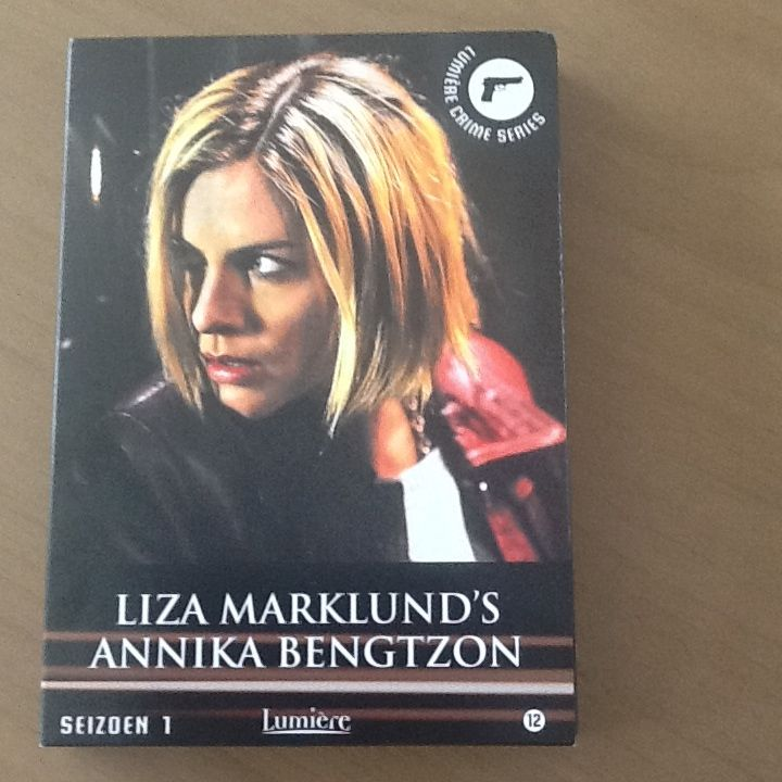 Liza Marklund's Annika Bengtzon Seizoen 1