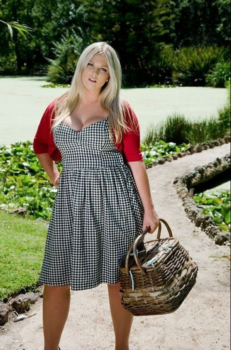 Sizzling Plus Size Dresses For Summer