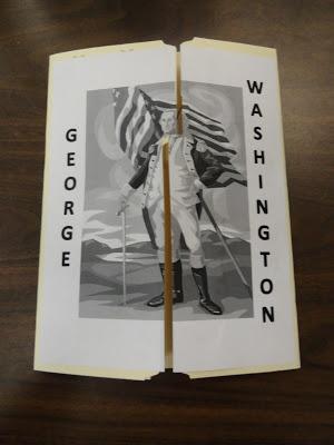 A Crafty Teacher: George Washington Lapbook
