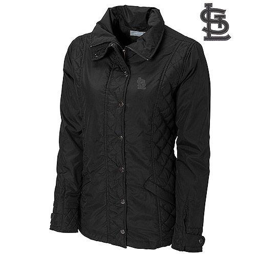 St. Louis Cardinals Women's CB WeatherTec Granite Falls Jacket  - MLB.com Shop
