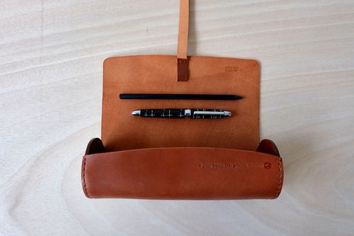 Alvados Pencil Case by Ideal & Co, handmade in Portugal