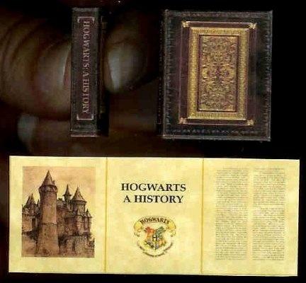 WOOOOOOOOOOOOOW!!!!!!!!!!!!!!!! Storia di Hogwarts in miniatura!!! - Mary's Miniatures site