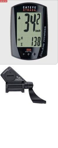 Cateye CC-RD400DW Strada Double Wireless Cycling Computer $72.99